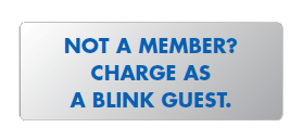 Charge as a blink guest